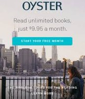 Oyster - Netflix for Books