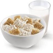 el leche con cereal