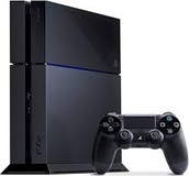 We sell consoles and video games