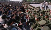 Effects of the Tiananmen Square protest