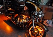 Paradise Lights offers professional installation for your Ride