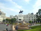 La Plaza de San Martín