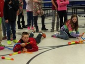 Stomp Rocket Launches