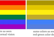Being color blind