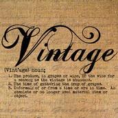 Vintage Candi