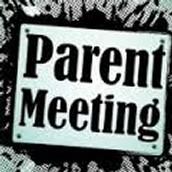 9th Grade Parent Information Meeting