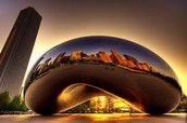 Cloud Gate (The Bean)
