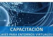El curso de Capacitación en diseño de clases para Entornos Virtuales de Aprendizaje