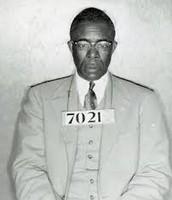 E. D. Nixon Arrest photo