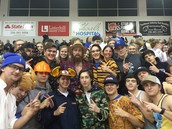Falcon Fans are the BEST!