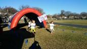 Boosterthon Fun Run