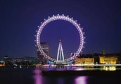 -LONDON EYE-