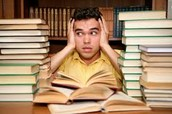 ATTENTION! NO CRAMMING! BE ORGANIZED! MNEMONIC! THINK LONG-TERM!