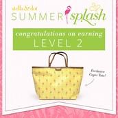 Summer Splash Level 2 Earners (10000 points)