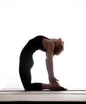 Meet your instructor: Elaina Stover, Registered Yoga Teacher