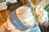 Branded c+i Headband!