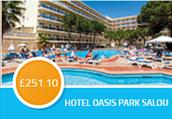 Hotel- Accom Only