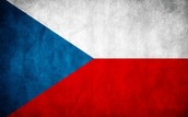 Czech Republic's flag