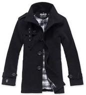 Negro la chaqueta