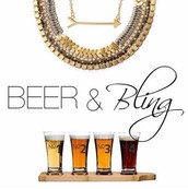 Beer, Ball, and Bling Trunk Shows
