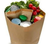 Bagging grocerys