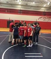 Middle School Wrestling
