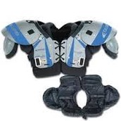 Present day Shoulder Pads