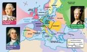 Monarchy Map