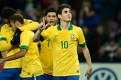 Brazilian star