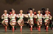 A Traditional Ukrainian Folk Dance