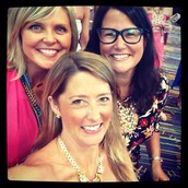 xo, Krista, Missy & Sallie
