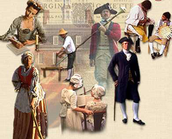 Join us as we go back in time to Colonial America