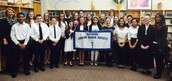 Congrats to NMS New NJHS Inductees!