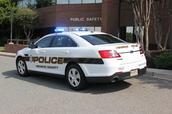 Henrico Police Car