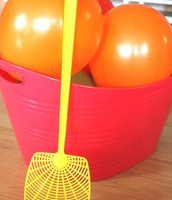 Balloon Tennis for 2s