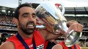 Adam Goodes championship winning year