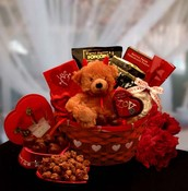 You Little Devil Chocolate Temptations Gifts Basket