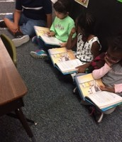 Reading time for 2nd grade