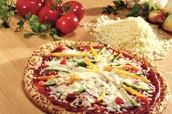 441312 - 50/50 Whole Milk & Part Skim Milk Mozzarella Cheese Blend, Diced - 6-5# - Saputo