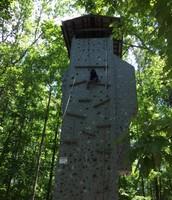 Zach still climbing