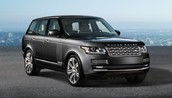 future car: Range Rover