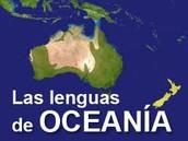 PROYECTO: LAS LENGUAS DE OCEANÍA