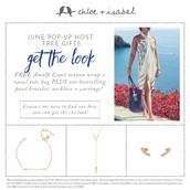 Pop Up this month! Earn free jewelry and some awesome hostess gifts.