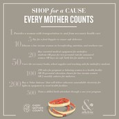 I am thrilled to announce our new partnership with Every Mother Counts!!!
