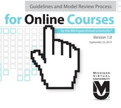 Guidelines and Model Review Process for Online Courses