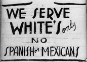 Segregation was not just Black & White