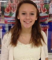 Jackie Dziurgot, Junior, Girls Varsity Gymnastics