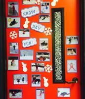 Our classroom door