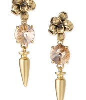 Cheryl drop earrings