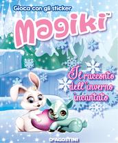 Magiki Christmas Sticker Album